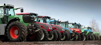 Видове трактори